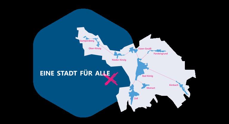 Zukunft Bad König - Eine Stadt für Alle